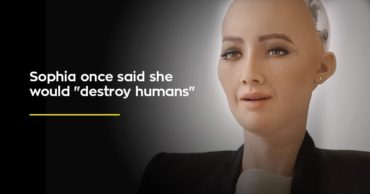 "Meet Sophia, The Robot Citizen Who Once Said It Would ""Destroy Humans"""