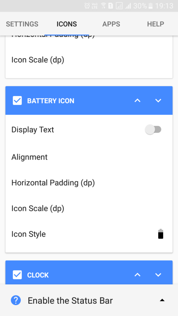 Add Circular Battery Indicator On Any Android Phone