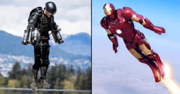 This Real-Life Iron Man Breaks Record For Fastest Speed In A Flying Suit