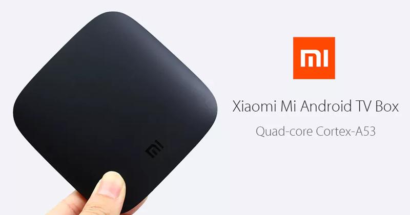 Xiaomi Mi TV Box: Turn Your Television Into A Super Smart TV