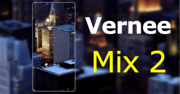 Vernee Mix 2 - Meet The Beast With Real Beauty