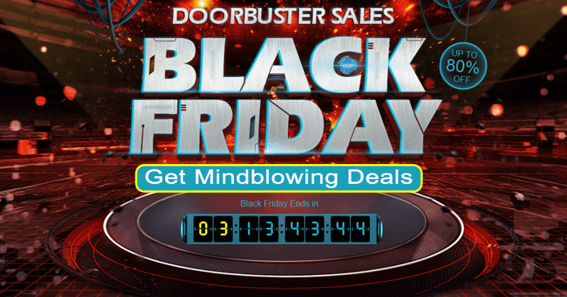 WoW! GearBest Announces Its Black Friday Deals & Sale Plans Of 2017