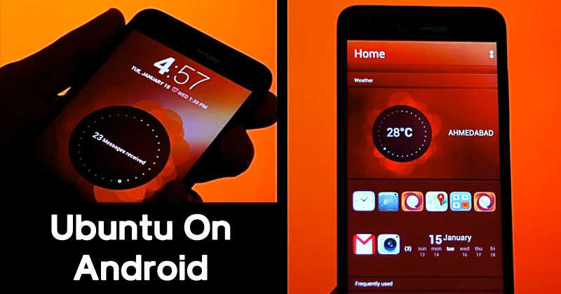 How To Install Ubuntu Touch On Your Android