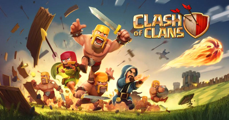 5 Awesome Games Like Clash Of Clans That You Should Play
