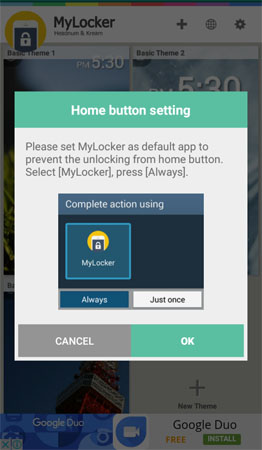 Create Your Own Lock Screen On Android