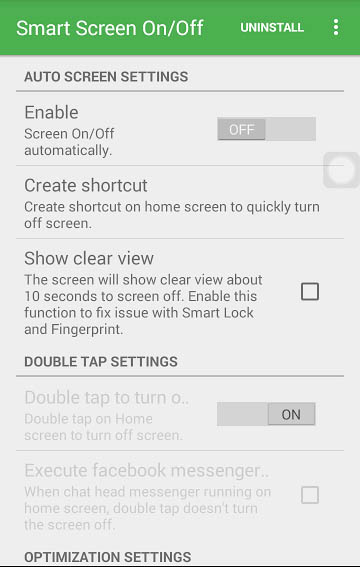 How To Add Double Tap Screen On and Off Feature On Any Android