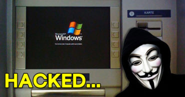 Windows XP ATM Machine 'Hacked' By Pressing Shift 5 Times