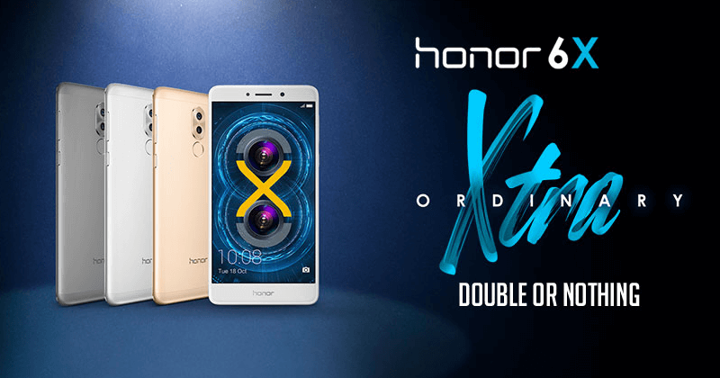 Huawei Honor 6X - Double Or Nothing