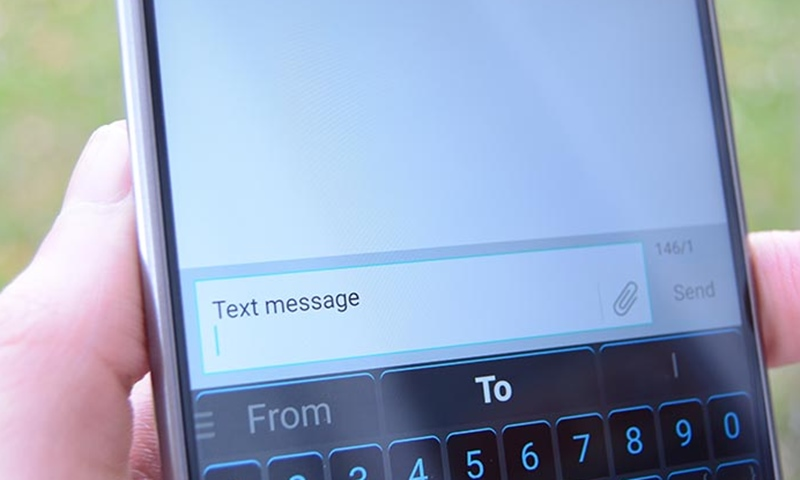How To Quickly Share Your Location In Text Message On Android