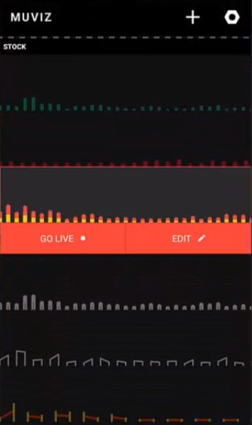 Get Audio Visualizer On Android's Navigation Bar