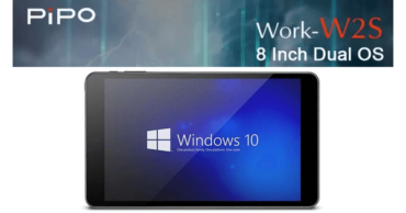 PiPO W2S - Meet The Dual OS Tablet (Windows 10 & Android)