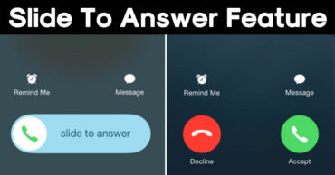 How To Get iOS Slide To Answer Feature On Any Android Device