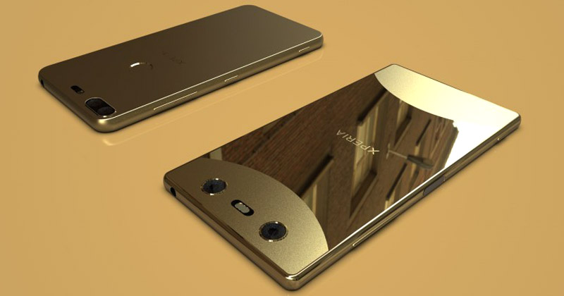 This Might Be Our First Look At The New Sony Xperia Phone