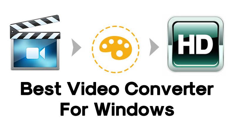 Top 8 Best Video Clip Converter For Windows