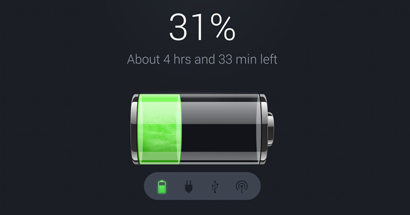 Top 3 Best Battery Indicator Apps For Your Android