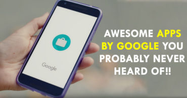 5 Awesome Apps By Google You Probably Never Heard Of