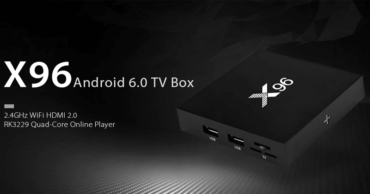Meet The New X96 TV Box – 2GB RAM And 16GB ROM