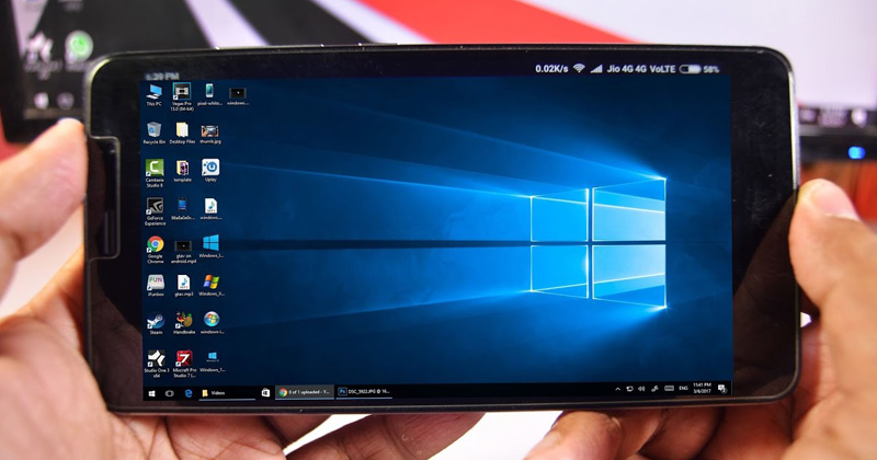 This App Lets You Run Windows Softwares On Android Device