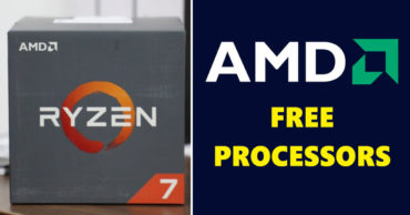 AMD Is Giving Free Processors To Users - Here's How To Get Yours