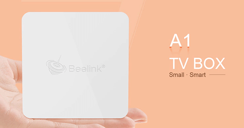 Beelink A1 TV Box - Turn Your Normal TV Into A Smart TV