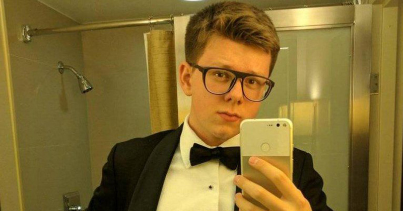 "19-Year-Old Bitcoin Millionaire Says ""It's your fault if you're not rich"""