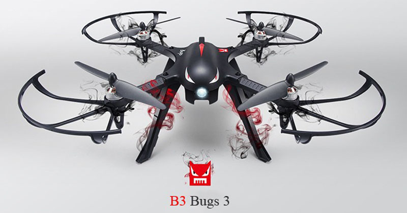 MJX B3 Bugs 3 RC Quadcopter Drone