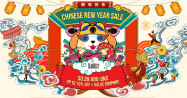 Don't Miss! The Great Gearbest Chinese New Year Sale