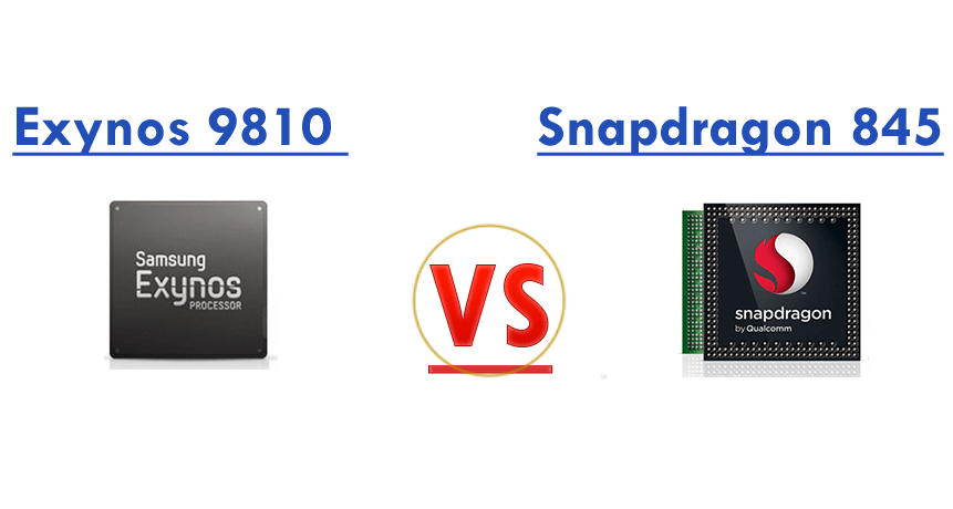 Samsung Galaxy S9: Exynos 9810 Faster Than The Qualcomm Snapdragon 845
