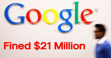 Google Fined $21 Million In India For Manipulating Search Results In IndiaGoogle Fined $21 Million In India For Manipulating Search Results In India