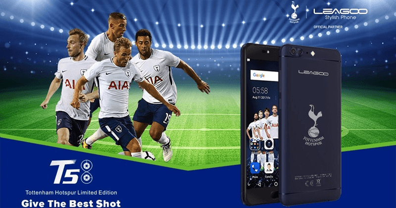 Leagoo T5 (THFC) - Give The Best Shot
