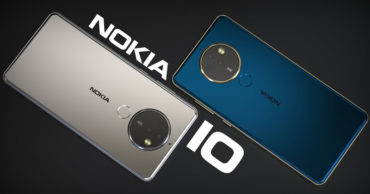 Video: Nokia 10 Concept Shows Stunning Glass Back