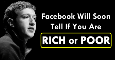 Now Facebook Will Tell If You Are Rich Or Poor