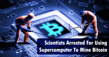 OMG! Scientists Arrested For Using Nuclear Supercomputer To Mine Bitcoin