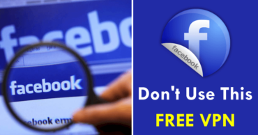 WARNING! Don't Use This Free VPN That Facebook Is Promoting