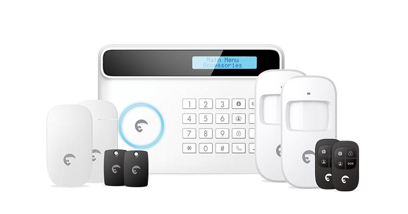 eTIGER S4 - C Home Security Alarm System