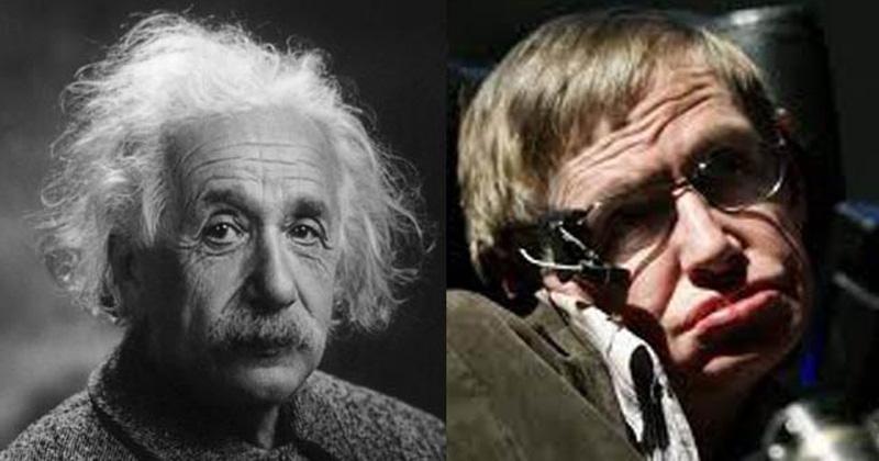 7 Similarities Between Stephen Hawking & Albert Einstein That Will Blow Your Mind