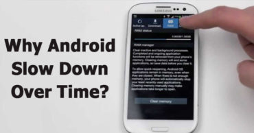 Here's Why Android Phones Slow Down Over Time
