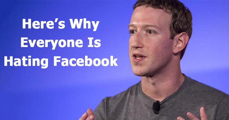 Mark Zuckerberg Lost $9 Billion In 24 Hours & Why Everyone Hating Facebook
