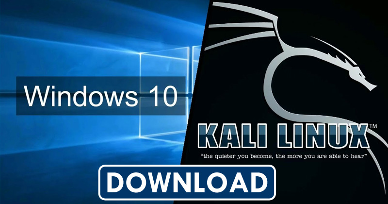 Kali Linux For Windows 10 Available In Microsoft Store