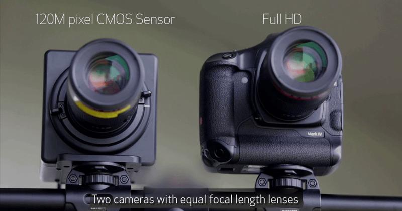 Meet The Canon's Powerful 120MP Camera Sensor