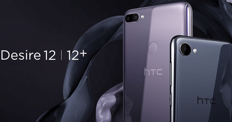 Desire 12 & 12+: Meet The HTC's Most Affordable Range