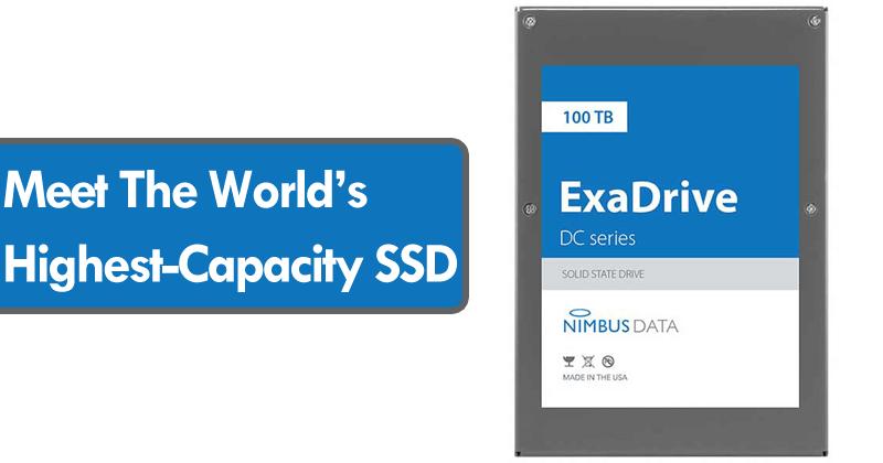 Meet The World's Highest-Capacity SSD