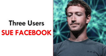OMG! Three Users Sue Facebook Over Call, Text Data Scraping