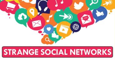 5 Strange Social Networks You Won't Believe Exist