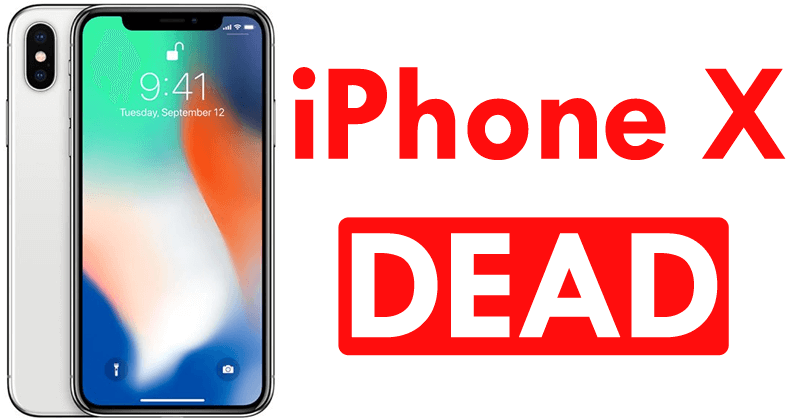 Apple's Super-Expensive iPhone X Will Be DEAD This Year