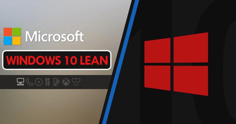 Meet The New Slim Version Of Windows 10
