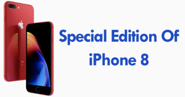 Meet The Official Special Edition Of iPhone 8