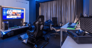 Meet The World's First Hotel Room For Gamers