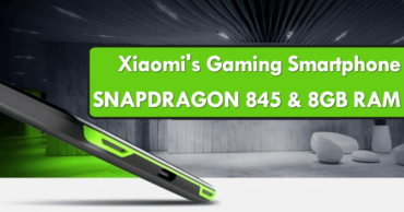 Xiaomi's Gaming Smartphone To Feature Snapdragon 845, 256GB Internal, 8GB RAM