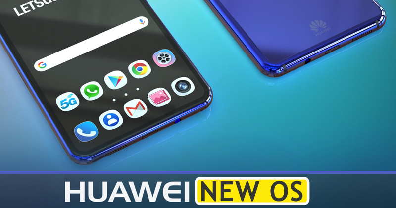 WoW! Huawei Trademarks A New Mobile OS